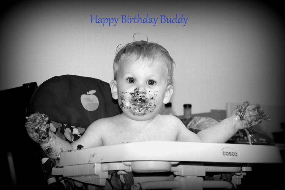Eli's 1st Birthday